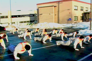 Police Academy - Physical Fitness